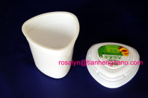 Blister Rigid HIPS Film Vacuum Formed for Yoghurt Cup pictures & photos