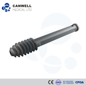 Chinese Supplier Compression Screw for Dynamic Hip and Condylar System Candhs Titanium Surgical Screws Price pictures & photos