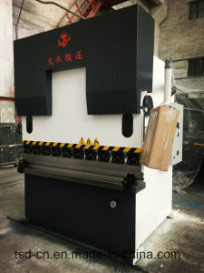 Hydraulic/Torsion-Bar/Nc Bending Machine (WH67Y-200/2000) pictures & photos