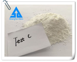 Male Enhancement and Muscle Growth Testosterone Cypionate CAS-58-20-8 pictures & photos