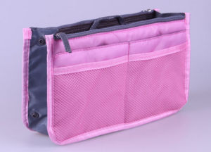 Polyester Promotion Travel Toiletry Bags