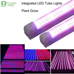 Hydroponics LED Supplemental LED Grow Light T8 Tube Lights 150cm 5FT 23W pictures & photos