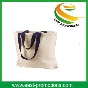 High Quality Cotton Shopping Bag Wit Brand Logo pictures & photos