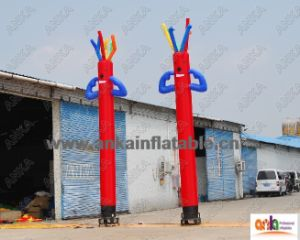 Most Popular Desktop Air Dancer Tube Inflatable Waving Guy pictures & photos