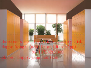 European Hot Sale Customized environmental Six Doors Locker pictures & photos