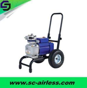 Popular Type Professional Sc-3250 Spray Paint Machine with Diaphragm Pump pictures & photos