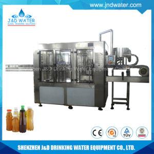 Automatic Bottle Hot Liquid Filling Machine pictures & photos