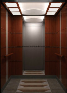 Passenger Lift with PVC Floor pictures & photos