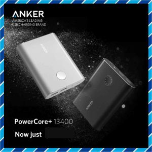 Anker Powercore+ 13400 Portable Power Bank pictures & photos