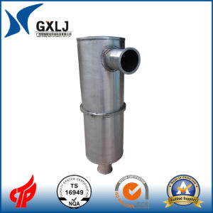 High Performance Catalytic Muffler Use for SCR Diesel Engine pictures & photos