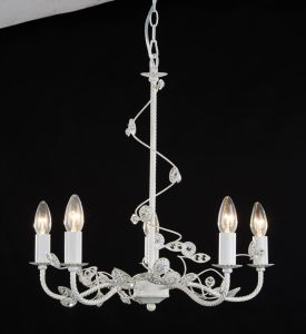 Chrome Plain Modern E14 Crystal Chandelier pictures & photos