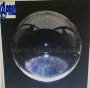 Optical Glass Ball Lens, Half Ball Lens pictures & photos