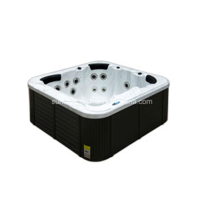 New Arrival 2017 Hot Sale Massage Jets Hot Tub SPA for 5 Person (SR830A) pictures & photos