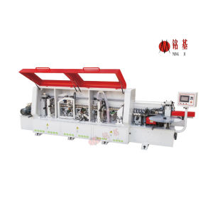 Automatic Woodworking Edge Banding Machine with Coner Rounding Function pictures & photos