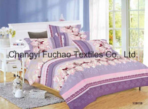China Suppliers Queen Size Bedding Set Manufacture Disposable Bed Sheet pictures & photos