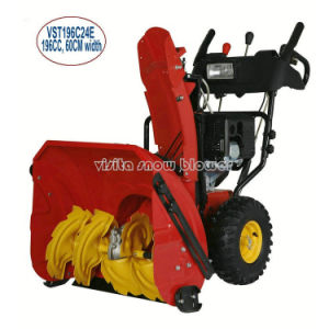 """Promoting196cc 24"""" Width Chain Drive Snow Plow pictures & photos"""