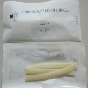 Disposable Surgical Penrose Drainage Tube pictures & photos
