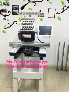 Hot Sale Single Head Small Computer Sewing Machine Wy1201CS pictures & photos