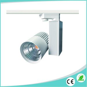 2/3/4-Wires CREE LED COB Track Spotlight 20W/30W/40W/50W pictures & photos