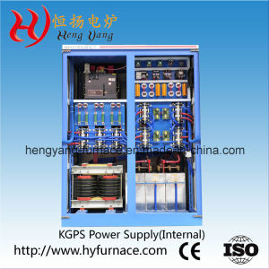 Intermediate Frequency Melting Machine for Aluminum/Cpopper/Gold Concentrate /Silver Concentrate pictures & photos