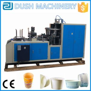 Automatic Paper Bowl Making Machine