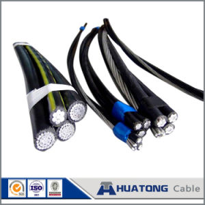 Service Drop Cable Aerial Bundled Cable Twisted Aluminum ABC Cable pictures & photos