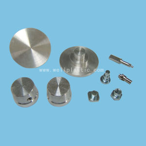 CNC Machined Aluminum Component pictures & photos