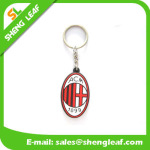 Customized Requirements Fancy 3D Rubber Key Chain (SLF-KC020) pictures & photos