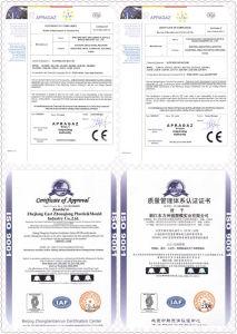 Reheat Pet Stretch Blow Molding Machine Price (ZQ-B600-4) pictures & photos