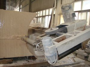 Circular Arc Slab Band Saw Cutting Machine pictures & photos