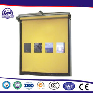 China Supplier Manufacturers Energy-Efficient Industrial Clean Room PVC Door pictures & photos