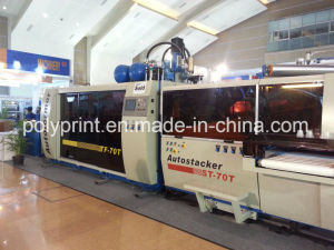 Disposable Plastic Cup Forming Machines with Stackers pictures & photos