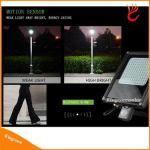 15W 120 LEDs Outdoor Solar LED Lights Garden Light Solar Floodlights with PIR Motion Sensor pictures & photos