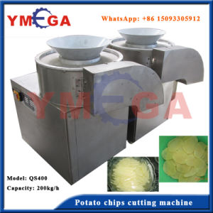Efficient Automatic Fried and Frozen French Fries Making Machine pictures & photos