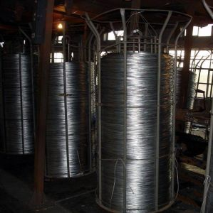 Galvanized Steel Wire/ACSR Core Wire pictures & photos
