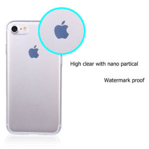 Ultra Thin Full Covered Translucent Soft Phone Case for iPhone 7/ 7 Plus pictures & photos