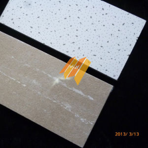 Armstrong Acoustical Mineral Wool Ceiling Board (Low and Density A0710) pictures & photos