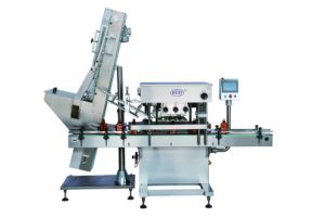 Aluminum Lid Sealing Machine pictures & photos