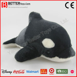 Realistic Stuffed Orcinus Orca Plush Sea Animal Toy Whale pictures & photos