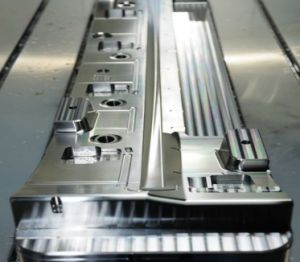 Plastic Injection Molding for Auto Parts with Hot Cold Runner pictures & photos