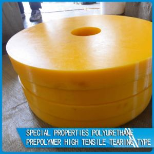 Special Properties Polyurethane Prepolymer High Tensile Tearing Type pictures & photos