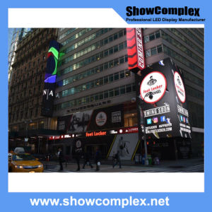 Outdoor Full Color LED Video Display for Advertisement (pH10 960mm*960mm) pictures & photos