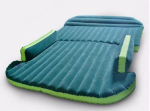 Easy Carried Travel Camping Car Air Bed Inflatable Auto Car Mattress pictures & photos