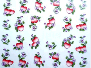 DIY Decoration Foils Decal Nail Art Stickers Nail Stickers pictures & photos