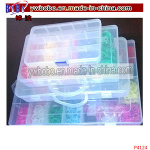 Promotional Gifts Ecofriendly Crazy DIY Loom Bands Toys (P4124) pictures & photos