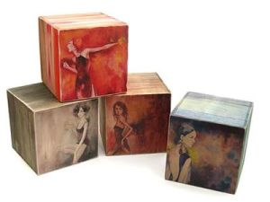 Elegant Design High Quality Watch Paper Box with Pillow pictures & photos