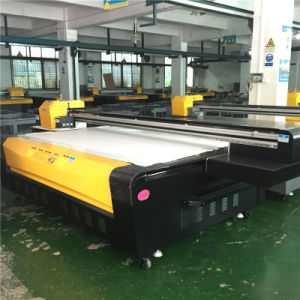 Lr-2030 2000X3000mm Large Format UV Flatbed Glass Printer with Seiko Printhead pictures & photos
