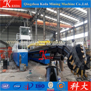 Good Feedback Cutter Suction Dredger pictures & photos