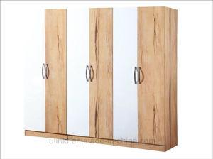 Classic Design 4 Doos Wardrobe for Bedroom Furniture (HX-LS029) pictures & photos