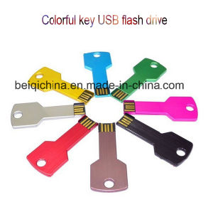 Colorful Key-Style USB Flash Drive pictures & photos